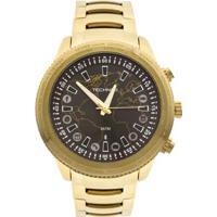 Relógio Technos Connect Masculino Analógico - 753Ac 4M 753Ac 4M - Masculino- Dourado 79944b8999