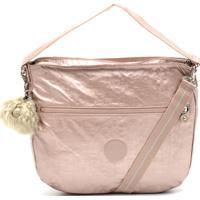 20cd7331f1be4 Bolsa Kipling Shoulderbags Fenna Rosa