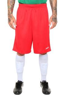 Short Joma Basket Vermelho