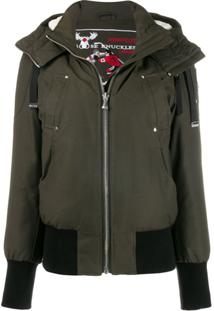 Moose Knuckles Lejeune Padded Jacket - Verde
