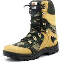 Kanui. Coturno Atron Shoes Militar Camuflado a770b3aaed