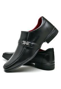 Sapato Social Fashion Dubuy 827El Preto