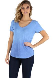 T-Shirt It'S & Co Degrade Azul