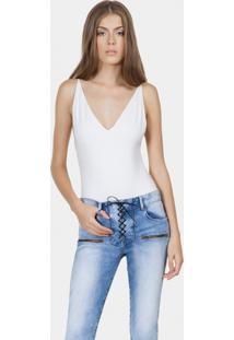 Calça Jeans Bali Cropped Elastic Jeans - Lez A Lez