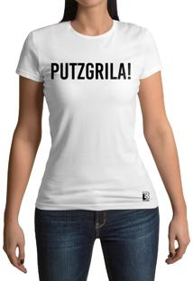 Camiseta Hunter Putzgrila Branca