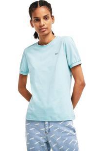 Camiseta Lacoste Live Azul