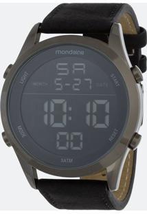 Relógio Unissex Mondaine 53964Gpmvsh2 Digital 5Atm