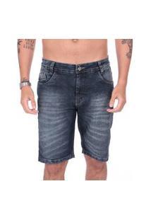Bermuda Jeans Calfin City Pala Bolso