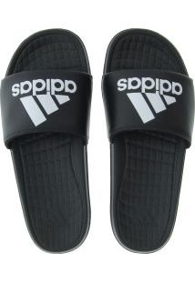 d009eba22e85e Chinelo Adidas Voloomix - Slide - Masculino - Preto/Branco