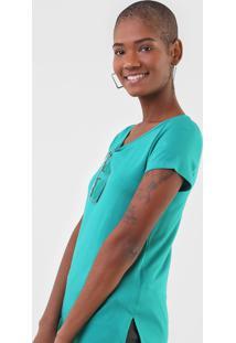 Camiseta Rovitex Lisa Verde