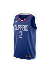 Regata Nike Kawhi Leonard Clippers Icon Edition Masculina