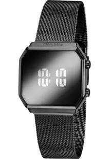 Relógio Analógico Mondaine Feminino - 32121Lpmvre2 Preto