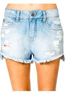 Short Jeans Luiza Colcci