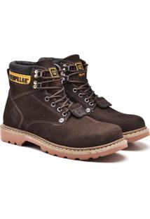 Bota Caterpillar Second Shift Boot - Café