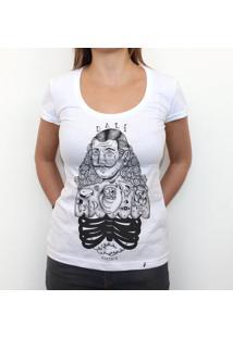 Sailor Dalí - Camiseta Clássica Feminina