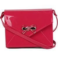 22daba5ff6a Bolsa Petite Jolie Mini Bag Laço Feminina - Feminino-Pink
