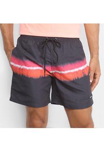 Bermuda Ellus Estampada Masculina - Masculino-Pink