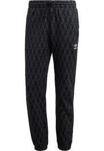 Calça Adidas Aop Originals Preto