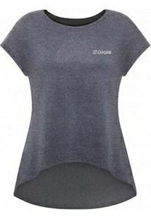 Camiseta Feminina Mullet Cln Divoks Com Proteção Uv E Bacteriostático - Feminino