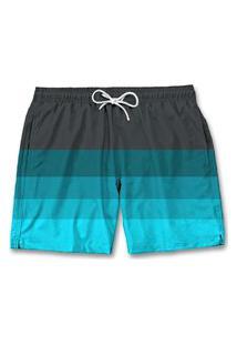 Bermuda Short Tactel Adulto Verão Moda Praia Estampada