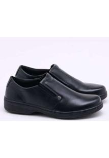 Sapato Social Pegada New Jucker Masculino Preto