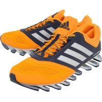 8eae55052d ... germany dafiti. tênis adidas performance springblade 2 m laranja azul  2a86b 82a2d