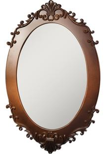 Espelho Vintage Oval Provençal Kleiner Schein