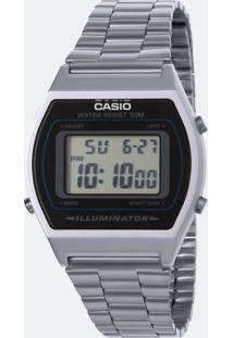 Relógio Unissex Casio B640Wd-1Avdf Digital 5Atm