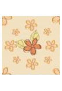 Papel De Parede Autocolante Rolo 0,58 X 5M - Floral 1263