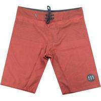 d82874eac13ef Bermuda Água Oakley Striped Twill - Masculino-Vermelho