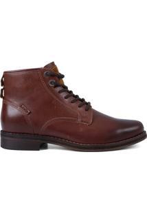 Bota City Boots Baldwin Levis - Masculino-Marrom