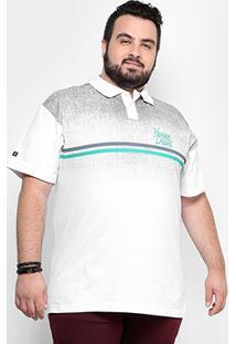 d792cc3712 Camisa Pólo Plus Size Tamanhos Especiais masculina