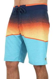 Bermuda Billabong Fluid Multi - Masculino