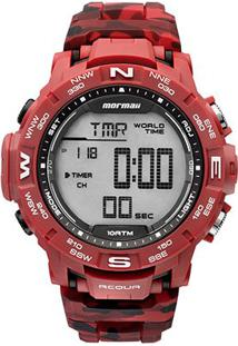 Relógio Digital Mormaii Mo1173A/8R - Unissex