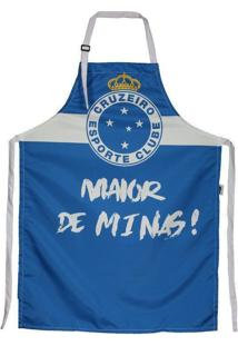 Avental Cruzeiro