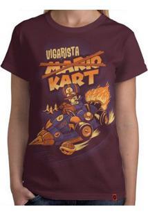 Camiseta Vigarista Kart