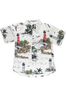 Camisa Farol Estampado Camisa Farol 1019 Estampado 4
