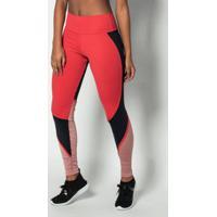 86ee0fef8 Legging Honey Be Fitness Poliamida Recortes Feminina - Feminino