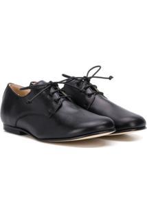 Prosperine Kids Lace-Up Shoes - Preto