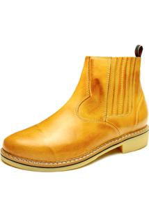 Bota Cla-Cle Country Bege