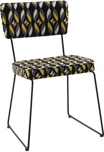 Cadeira Roma C35-Daf Mobiliário - Colorido
