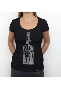 Show Me The Way - Camiseta Clássica Feminina