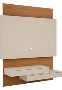 Painel Para Tv- Freijó & Off White- 173X141X38Cmdalla Costa
