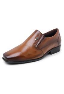 Sapato Sandalo Social Siena Conhaque