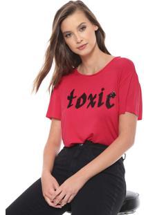 Camiseta Triton Toxic Pink
