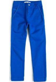 Calça Mini Iron Inv16 Reserva Mini Masculina - Masculino-Azul