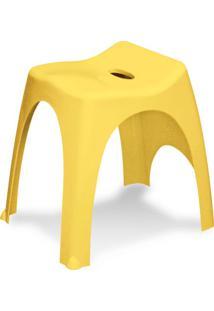 Banco | Banqueta Enseada Amarelo