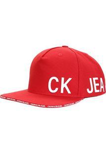 Boné Calvin Klein Jeans-Cf9Pc85Bo411 - Feminino