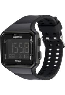 Relógio Digital X Games Xgppd145 - Unissex - Preto
