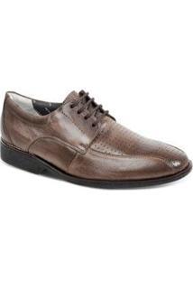 Sapato Social Couro Sandro & Co Masculino - Masculino